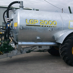 Major agricultural slurry tankers