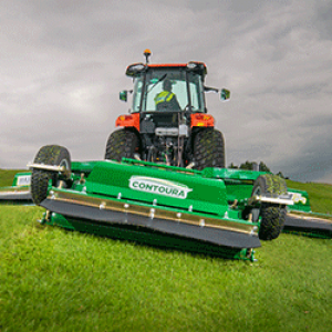 Offset Mower | Major Equipment