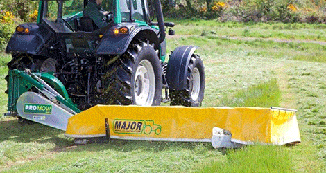 Major Disc Mower