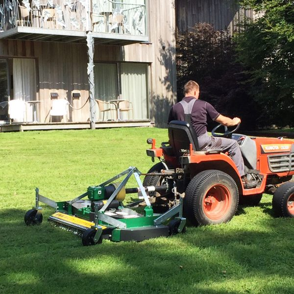Finishing Mower