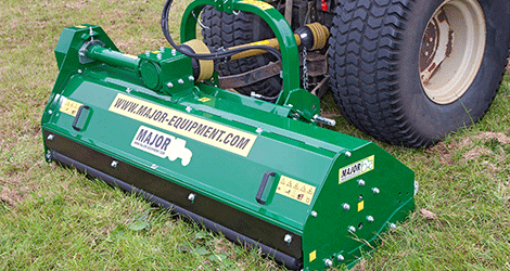 Major MJ22 Flail Mower