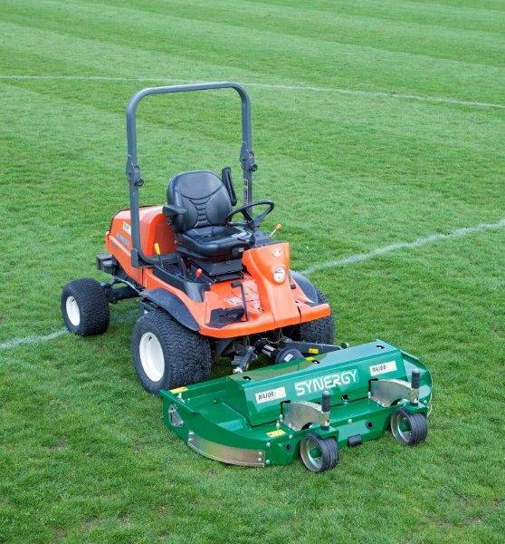out front rotary mower, out front ride on mowers, outfront flail mower, FlailDek, ProLine
