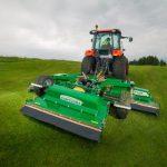 Fairway-gräsklippare, Maskinerna på golfbanan, golfbana gräsklippare, cylinderklippare, trimax snake, Åkgräsklippare för semiruff & ruff