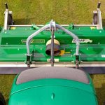 major roller mower, roller mower, roller mowers, finishing mower with rollers