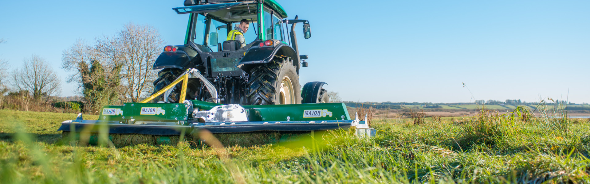 Agricultural Mowers & Flails Archives | Major Equipment