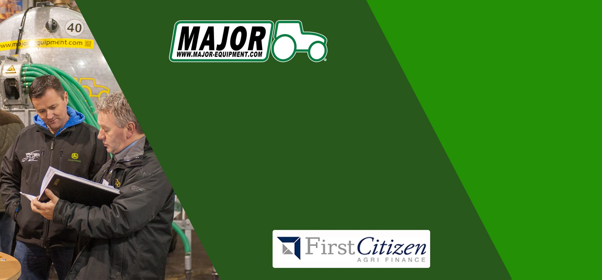 Major First Citizen Finance
