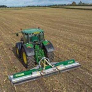 Major Cyclone Heavy Duty Mower Mulcher