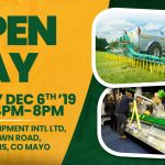 Open Day low emission slurry equipment TAMS