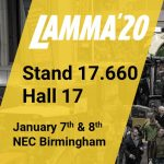 Lamma 2020 retrofit trailing shoe Cyclone mower