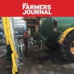 Retrofit 7.5m dribble bar 2400LGP Farmers Journal